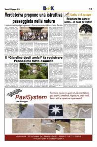 Articolo su Dentro la notizia Break