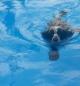 Macchia in pensione in piscina
